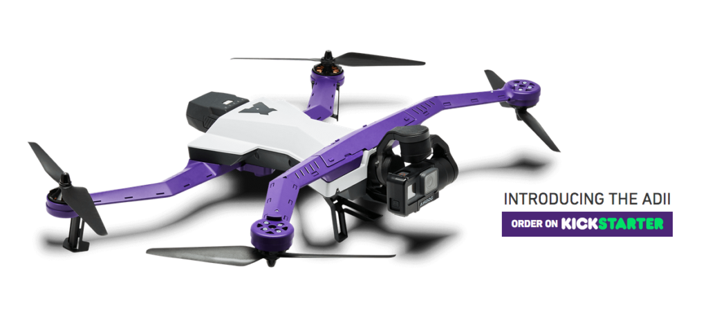 air dog ll, adll,drone,kickstarter,wisconsin drone operators
